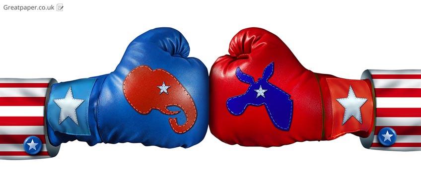 American Political Campaign